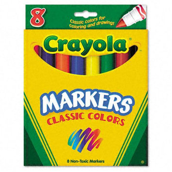 Kmart.com Crayola Classic Colors Non-Washable Marker