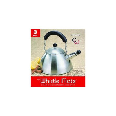 DDI 331611 3 Quart Whistling Stainless Steel Tea Kettle Case Of 12