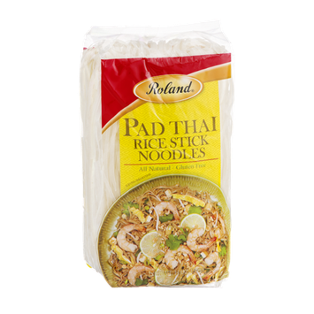 Roland Pad Thai Rice Stick Noodles