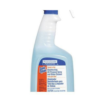 Spic And Span Disinfecting All Purpose Spray & Glass Cleaner 32 oz.