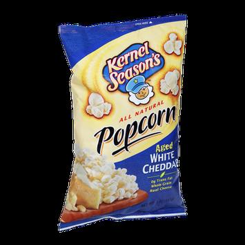 Kernel Season's Aged White Cheddar Popcorn