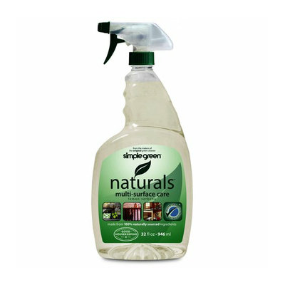 Simple Green 12300 32 Oz Lemon Verbena Naturals Multi Surface Care