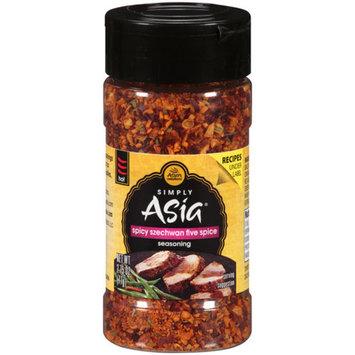 Simply Asia Spicy Szechwan 5 Spice 2.75 oz
