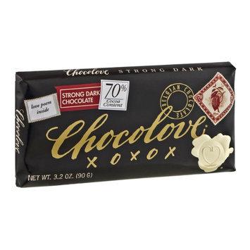Chocolove Chocolate Strong Dark