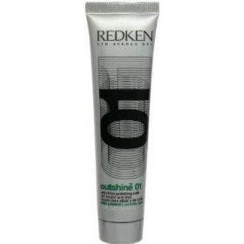 Redken 01 Outshine Anti-Frizz Polishing Milk 1.0 oz (Travel Size)