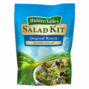 Hidden Valley® Original Ranch® Salad Kit