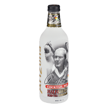 Arnold Palmer Cocktail Mix Half & Half Iced Tea Lemonade