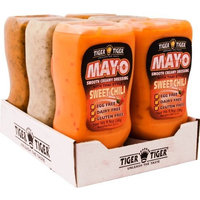 Tiger Tiger Combo Pack Mayo, 9.9-Ounce Bottles (Pack of 6)