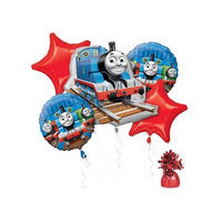 Costume Supercenter BB101454 Thomas Party Balloon Kit