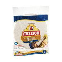 Mission Wraps Original - 6 CT