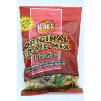 Kars Unsalted Trail Mix Original Blend (Case of 48)