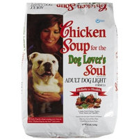 Chicken Soup For The Pet Lover's Soul Chicken Soup for the Dog Lover's Soul Dry Dog Food for Adult Dog, Light Chicken Flavor, 35 Pound Bag