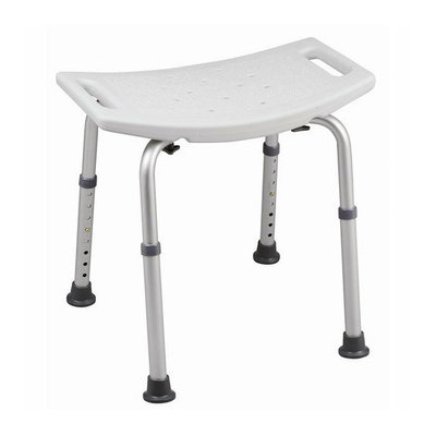 Mabis Briggs Healthcare HealthSmart Blow Molded Bath Seat with Bactix