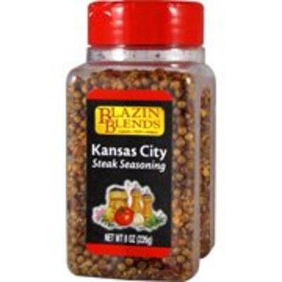 Blazin Blends Blazin' Blends Kansas City Steak Seasoning replaced by Montreal Style Steak Seasoning 1 Bottle 7 oz