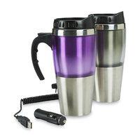 16-Ounce Plug-In Travel Mug