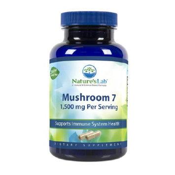 Nature's Lab Mushroom 7, 60 ea