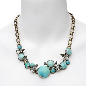 Elizabeth Cole Jewelry Stella Necklace