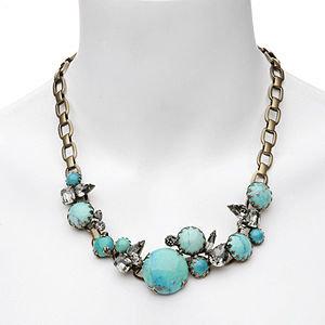 Elizabeth Cole Jewelry Stella Necklace