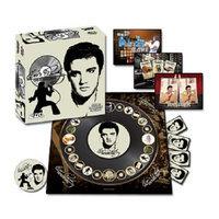GDC-GameDevCo Elvis Presley DVD Board Game Ages 8+
