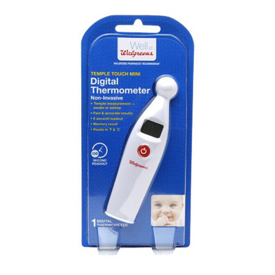 Walgreens Mini Digital Temple Thermometer
