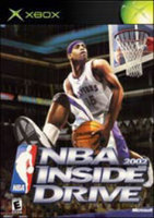 Microsoft Game Studios NBA Inside Drive 2002