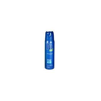 Abercrombie & Fitch Fa 24 hour active deodorant aerosol spray, fresh - 6.75 oz