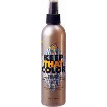 Hask Pure Shine KEEP THAT COLOR Anti-Fade Protection Spray for Color Treated Hair 10 oz