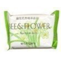 Prince Of Peace BEE & FLOWER SOAP Bar Soap Narcissus 3 OZ