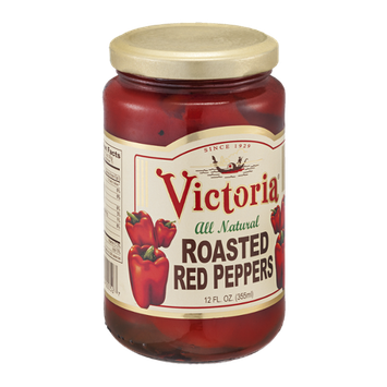 Victoria All Natural Roasted Red Peppers