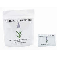 Herban Essentials Cleansing Towelettes