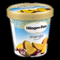 Häagen-Dazs Sorbet Mango