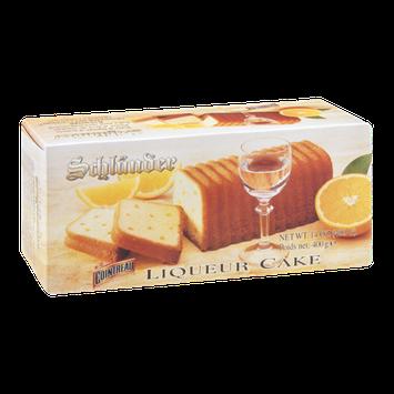 Schlunder Cake Orange Liqueur