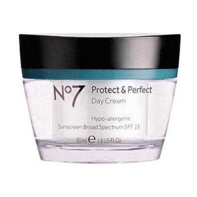 Boots No7 Protect & Perfect Day Cream, 1.6 fl oz