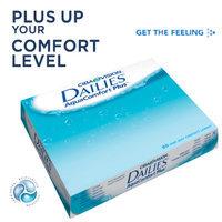 Dailies Aquacomfort Plus  Contact Lenses
