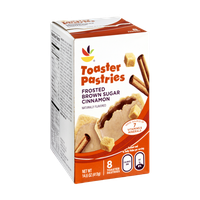 Ahold Toaster Pastries Frosted Brown Sugar Cinnamon - 8 CT