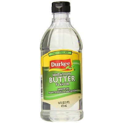 Durkee Imitation Butter Flavoring, 16-Ounce