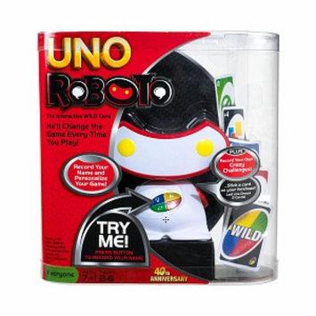 Mattel Uno Roboto, Ages 7+, 1 ea
