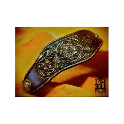 Freddie Matara Custom Leather