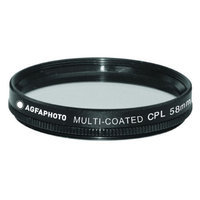 AGFA 58mm Multi Coated Circular Polarizer Glass Filter