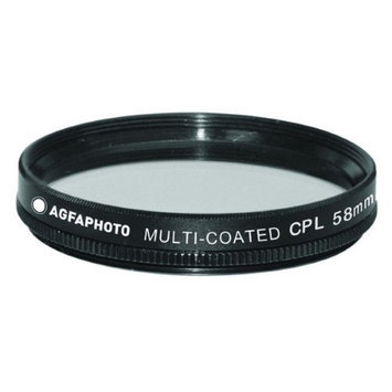 AGFA 58mm Multi Coated Circular Polarizer Glass Filter