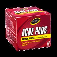 CareOne Maximum Strength Acne Pads- 55 CT