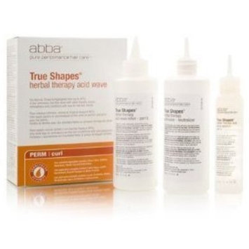 Abba True Shapes Herbal Therapy Acid Wave(Acid Wave Kit)