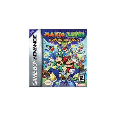 Nintendo Mario & Luigi SuperStar Saga