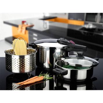 Fagor Splendid 5-piece Multi-pressure Cooker Set