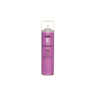 RUSK by Rusk: SENSORIES BRIGHT CHAMOMILE & LAVENDAR COLOR BRIGHTENING HAIRSPRAY 10.6 OZ