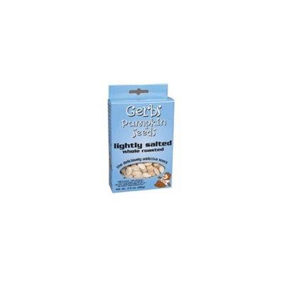 Gerbs Pumpkn Sd, G/F, Lightly Slt, 3.5 oz (pack of 12 )