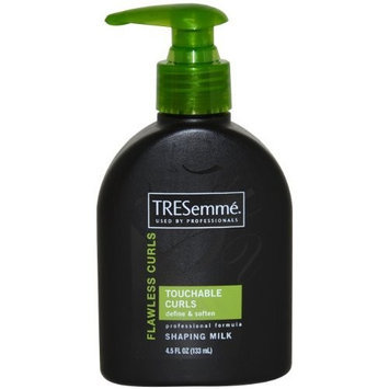 TRESemmé Flawless Curls Touchable Curls Shaping Milk
