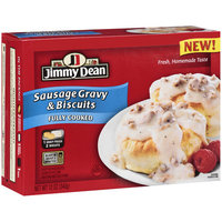 Jimmy Dean Fully Cooked Sausage Gravy & Biscuits, 12 oz