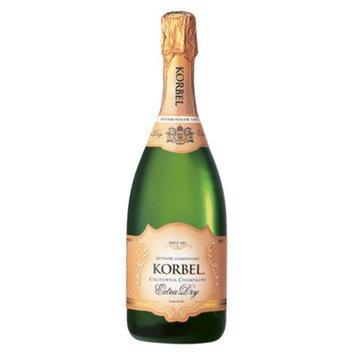 Korbel Extra Dry California Champagne 750 ml