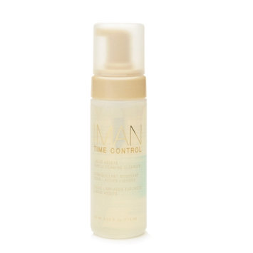 IMAN Time Control Liquid Assets Gentle Foaming Cleanser